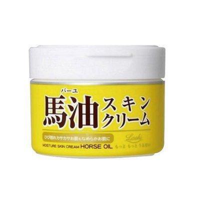 ~夢想小鋪~  Loshi 馬油保濕乳霜馬油護膚霜~220g