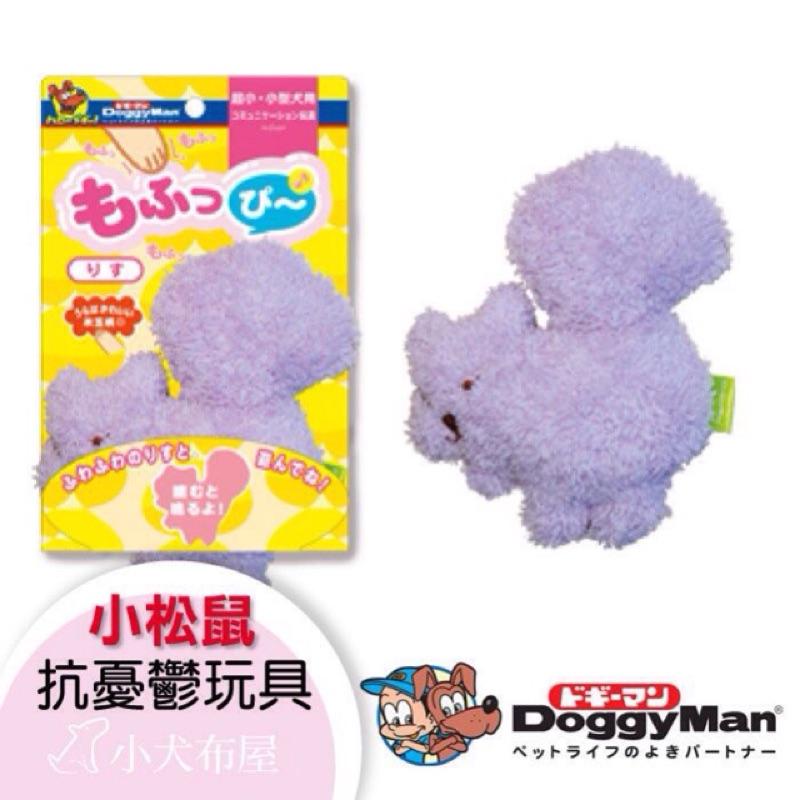 ~ Doggyman ~幼犬玩具~小松鼠棉繩布製玩具~讓狗狗邊拉扯邊潔牙可跟寵物玩拉扯遊戲