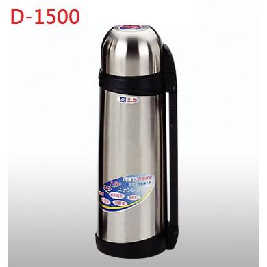 健康 廚房~三光牌小蟻布比D 1500 名典真空水壺保溫水壺1500cc 304 不銹鋼保
