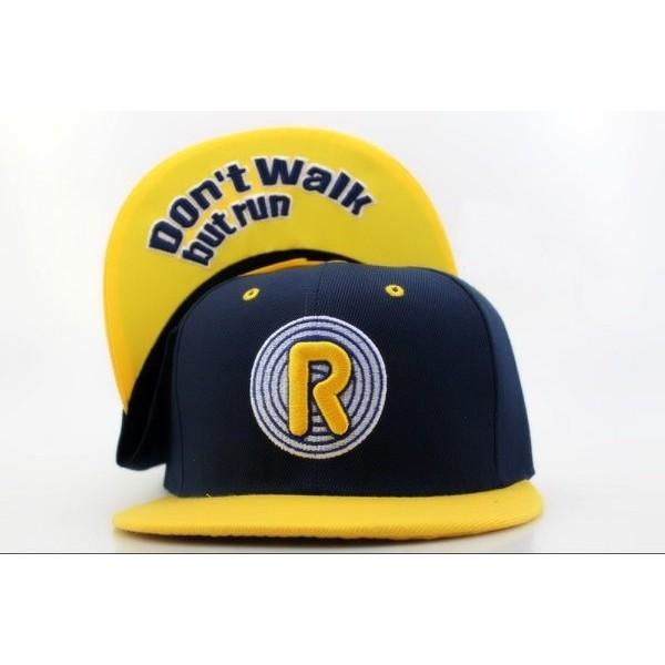 奔跑吧兄弟同款男女Angelababy 楊穎同款R 字母棒球帽running man