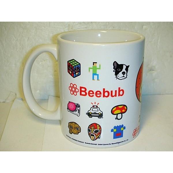 L 皮企業寶寶玩偶娃娃少見近 泰國製Beebub 馬克杯具收藏價值6 房樂箱65 P
