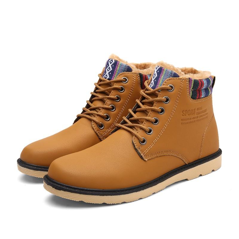 ~新店圈粉~~馬汀靴~~男鞋系列~3 色~ 型男舒適柔軟短絨高幫休閒鞋