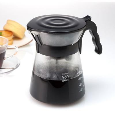 ~家的風味~HARIO V60 透明濾泡咖啡壺組700ml VCSD 02B EX
