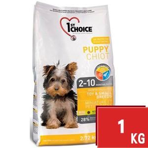 ~超取限4 包~瑪丁迷你型幼犬雞肉低過敏抗淚痕配方1kg