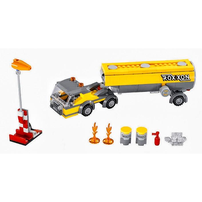 LEGO 樂高76067 拆賣油罐車場景