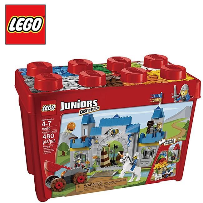 宅配 樂高~LEGO ~L10676 騎士城堡下單前請先 有無庫存唷
