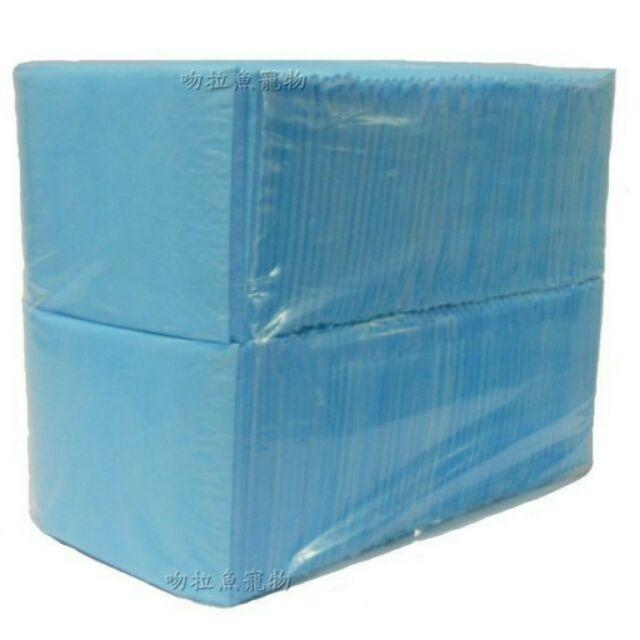 ~吻拉魚寵物~抗菌寵物尿布經濟包高吸水二種尺寸8 包宅配~4 包內可超取~