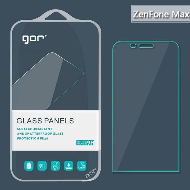 GOR 華碩ASUS ZenFone Max ZC550KL 弧邊2 5D 附鏡頭貼玻璃保
