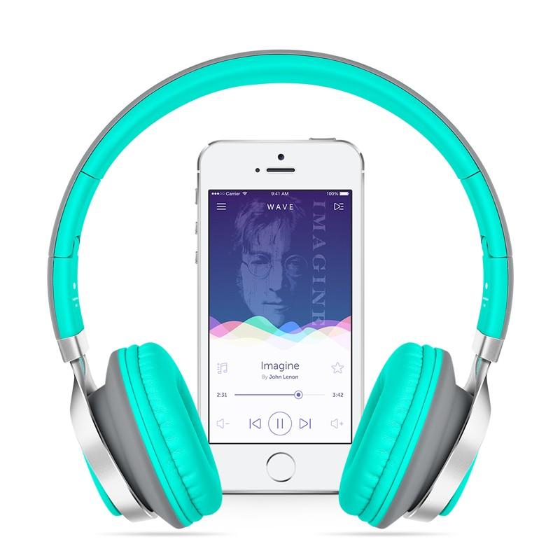 Picun 品存C8 手機音樂耳機頭戴式重低音單孔筆記本電腦 耳麥