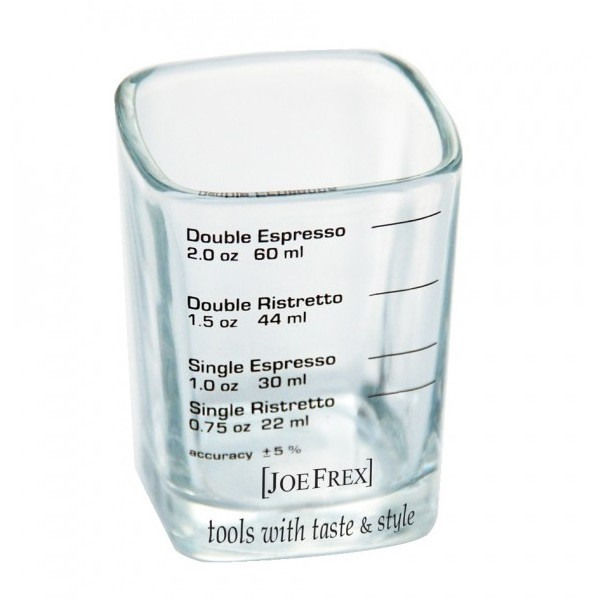德國 Joe Frex 方形玻璃量杯義式咖啡機濃縮咖啡半自動咖啡機