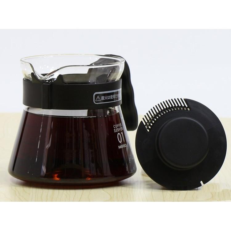 ~J Mi Cafe ~ HARIO V60 VCS 01B 可微波耐熱咖啡壺450ml