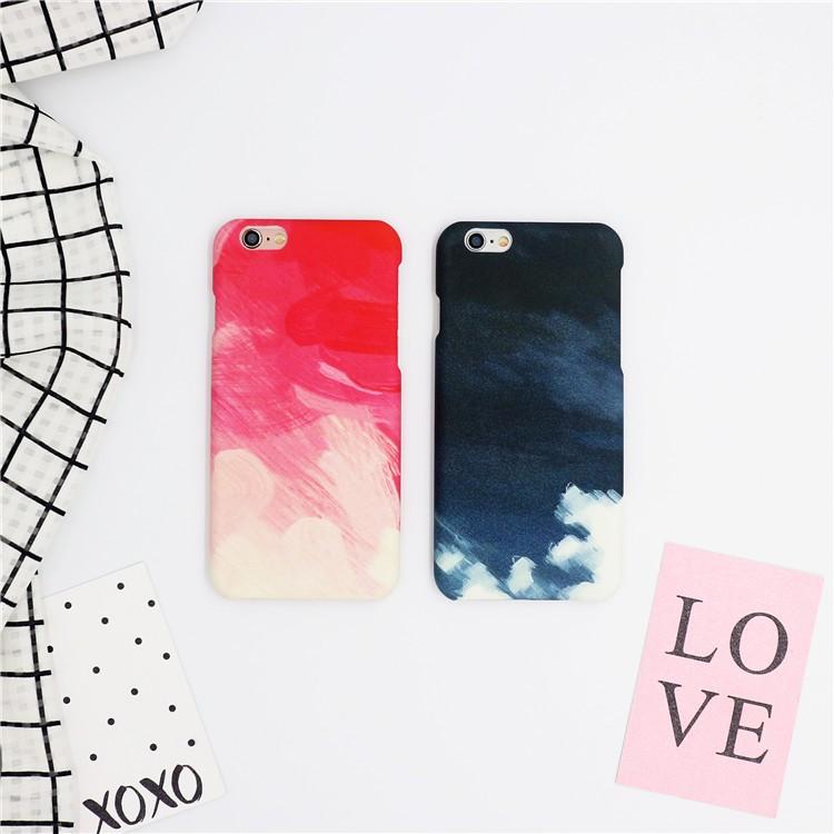 Iphone5 5s se 6 6s 6Plus 6s Plus 7 7plus 文藝水墨