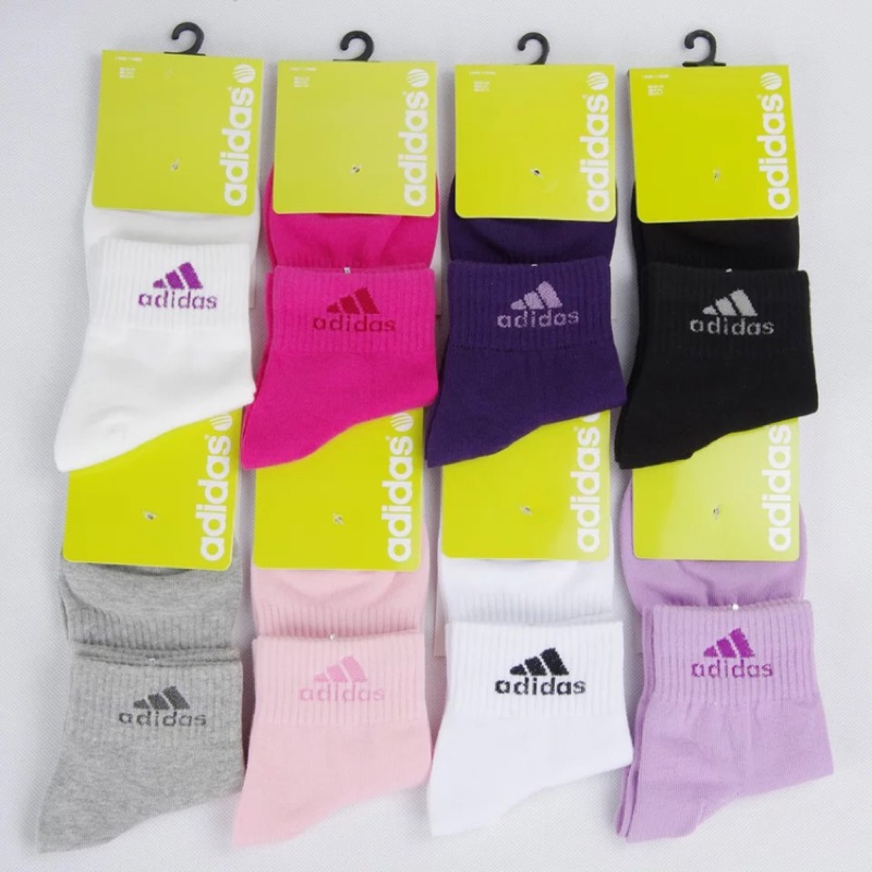 Adidas neo 中筒襪子