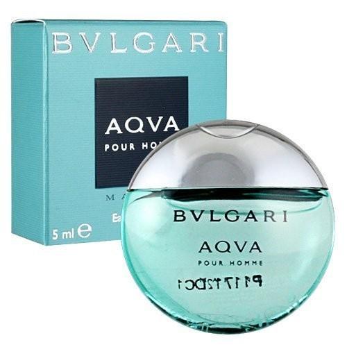 ~櫥窗小姐~Bvlgari AQVA Marine 寶格麗活力海洋能量男性淡香水5ML
