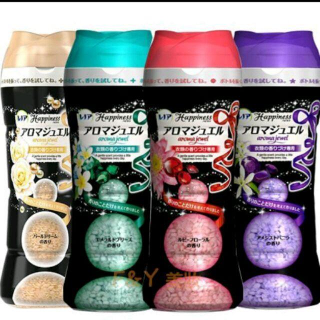 P G 洗衣芳香顆粒375g 衣物香香豆芳香顆粒柔軟劑