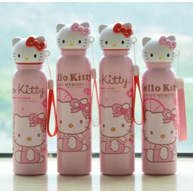 Hello Kitty 保冷杯保溫杯