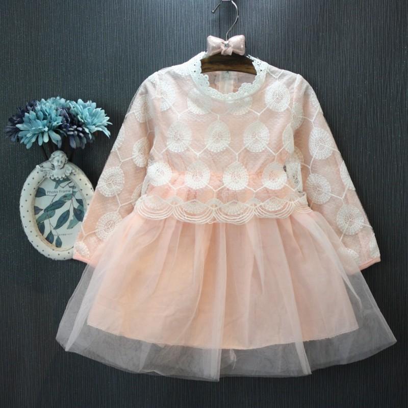 90 130 現時 花朵蕾絲繡花洋裝