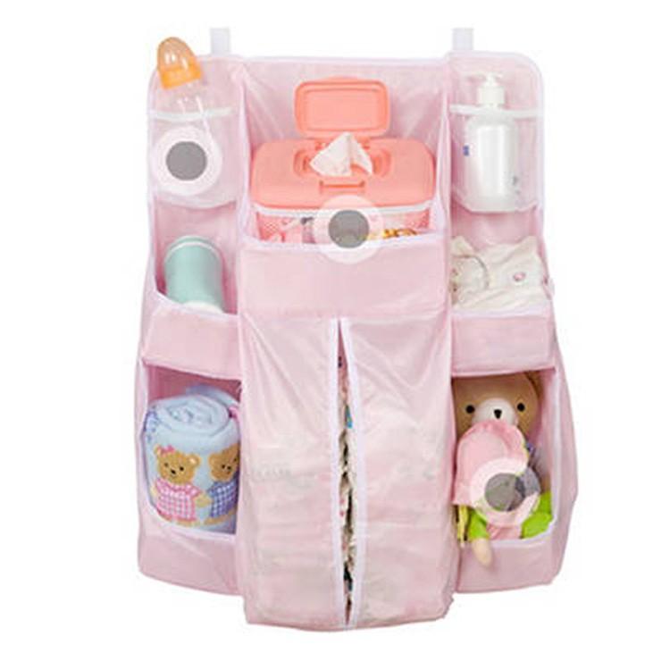 可超取貨到 ~寶寶尿布袋粉色~寶寶收納袋奶瓶乳液酒精濕紙巾兒童睡袋