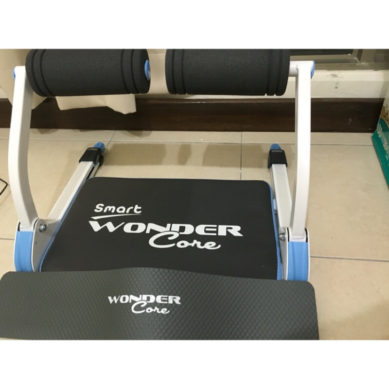 wonder core 郭采潔代言健身器材含運後 為綠色1880 藍色粉色2080