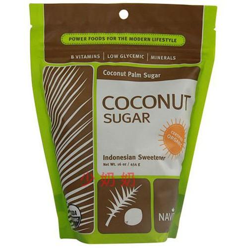 ~少奶奶 ~ Navitas Naturals Coconut Sugar 椰子糖椰子棕櫚