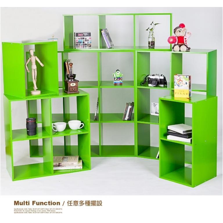 方塊層架方格收納架方格收納櫃 收納架收納架置物櫃置物架收納櫃層架層板架