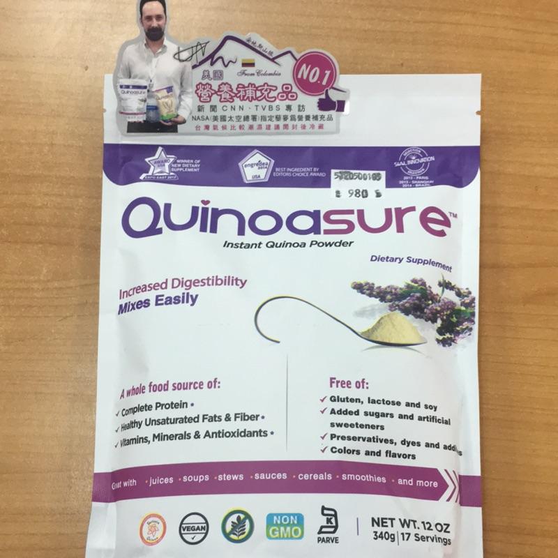 Quinoasure 黃金神麥即食粉100 藜麥粉340g
