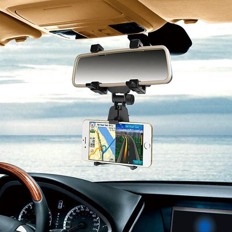 車用支架後視鏡支架gps 支架導航用手機支架汽車支架iPhone7 Plus iPhone