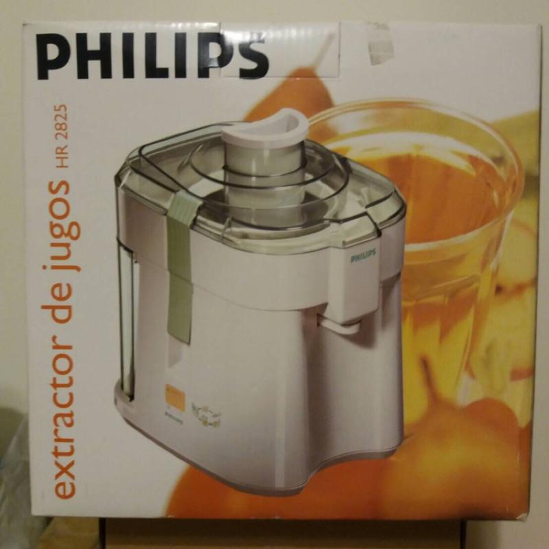 PHILIPS HR 2825 飛利浦家用電動榨汁機果菜汁機