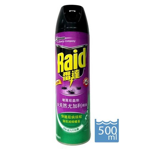 雷達噴霧殺蟲劑500ml 4 種