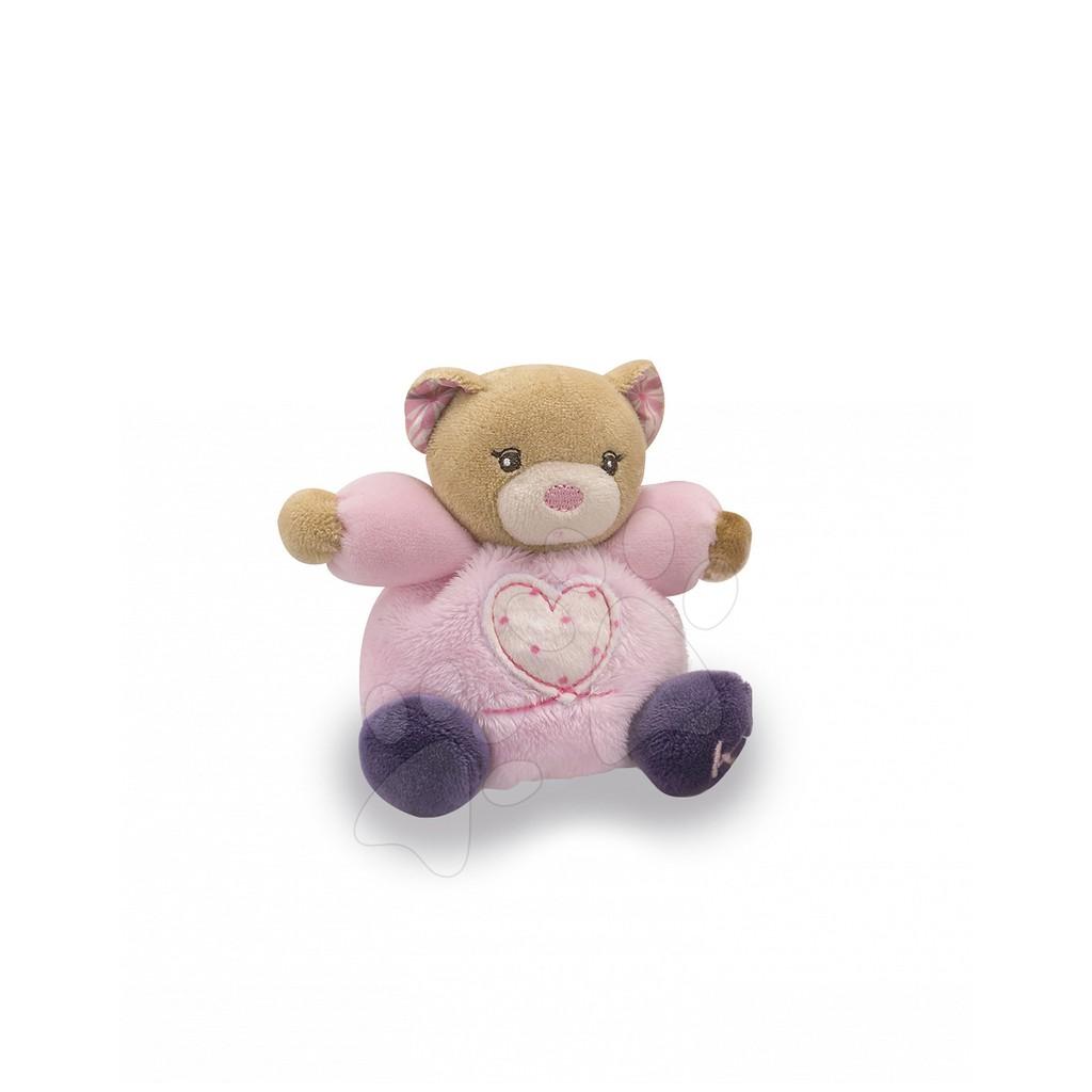 🌟正版🌟【 法國 Kaloo 】 PETITE ROSE BEAR 點點愛心熊 迷你安撫玩偶