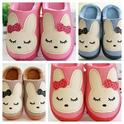 秋 男童女童居家寶寶室內防滑包頭卡通兒童小孩拖鞋