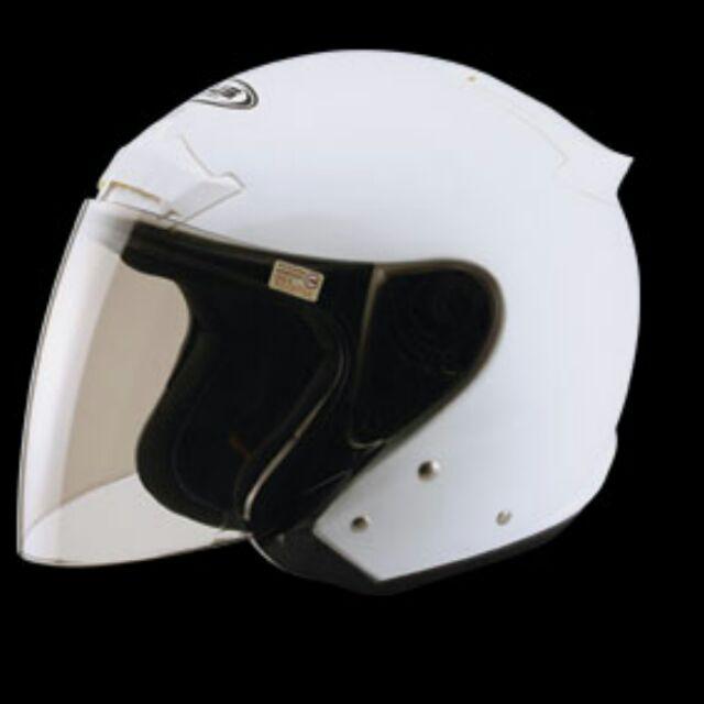 ZEUS ZS 609 白輕巧完美柔軟舒適,開關可調節通風開關