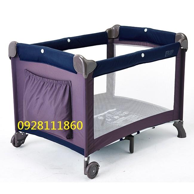 附蚊帳 奇哥PUP 移動式雙層遊戲床嬰兒床欣康combi chicco Aprica GR