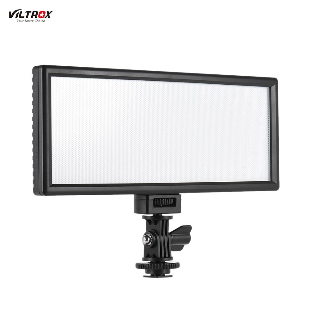 Viltrox L132T 超薄LED 視頻燈攝影灌裝燈