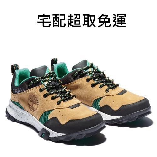|宅配超取免運|公司貨 Timberland 男款小麥色拼接 Garrison Trail 休閒鞋