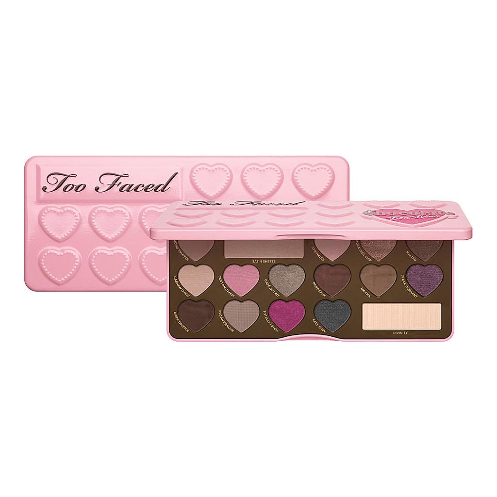 英國 TOO FACED Chocolate Bon Bons 愛心眼影盤