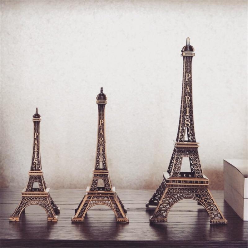 巴黎鐵塔金屬裝飾藝術擺飾Caldo 卡朵