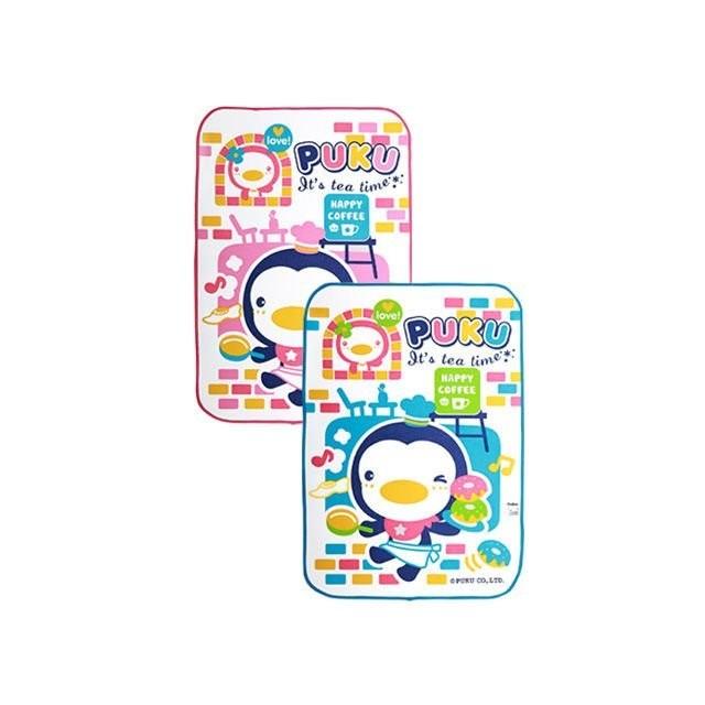 愛嬰寶2館 PUKU  藍色企鵝 攜帶型防濕墊 嬰幼兒尿墊 ~P33202 ~