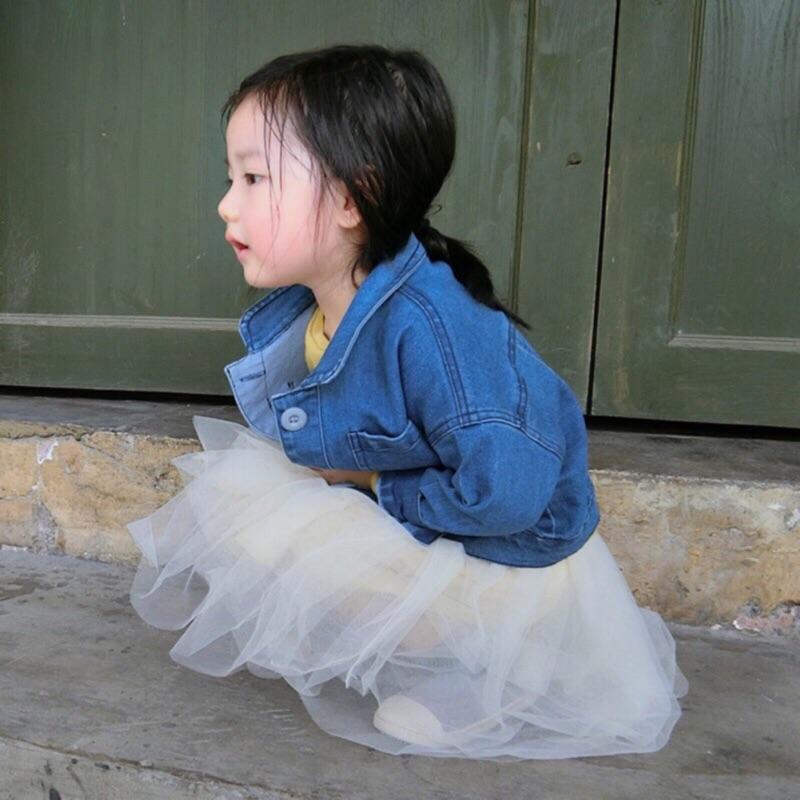 新品蓬蓬百搭公主裙紗裙米120 (