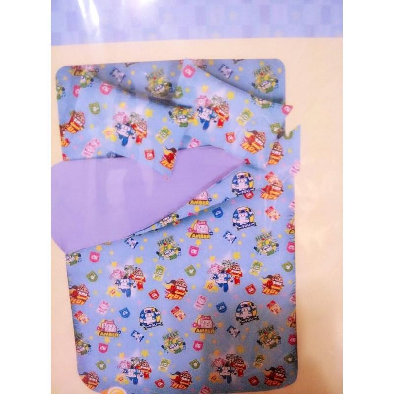 POLI 波力棉被波力涼被救援小英雄兒童棉被 舒適柔軟 製鳳山可