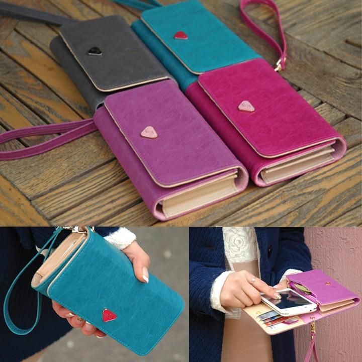 卡錢包 于三星Galaxy S2 3 Iphone 4S 5