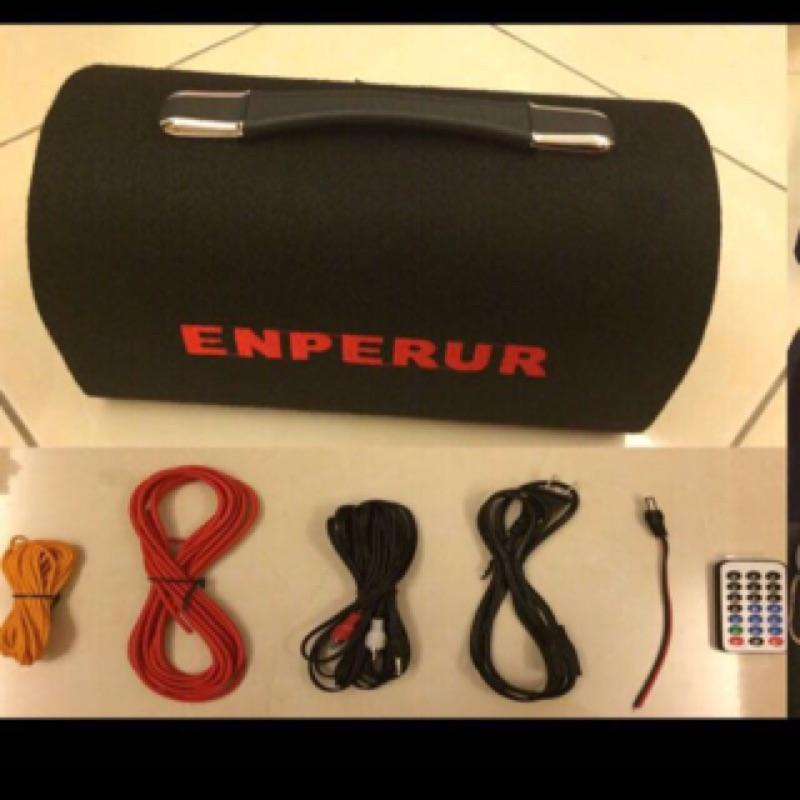 ENPERUR EP033 隧道型5 吋MP3 插卡式汽車電腦音箱