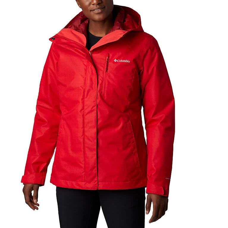 [美國直購 專櫃正品] Columbia 哥倫比亞 女款- Omni-TEC防水鋁點保暖外套 含運$8500