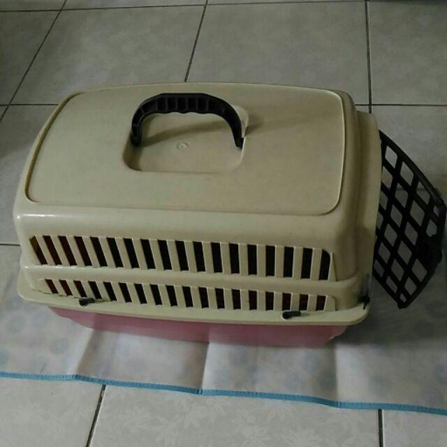 買就送手提籠航空籠寵物籠外出籠