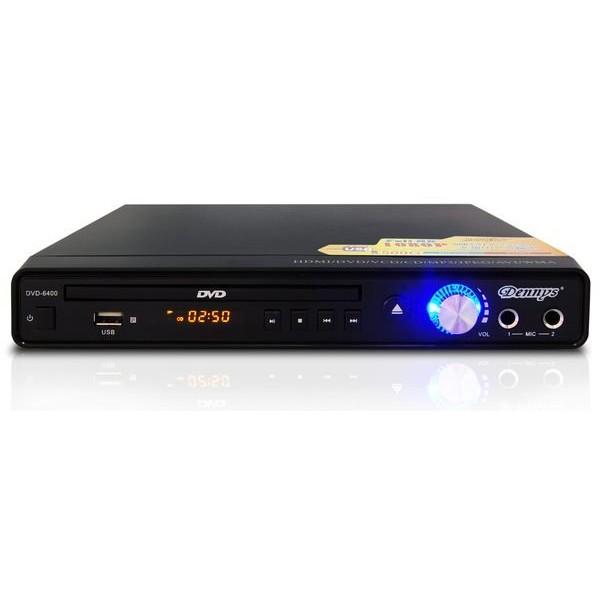 不挑片支援全區Dennys 高清晰HDMI DVD 播放器DVD 6400 另售dvd 8