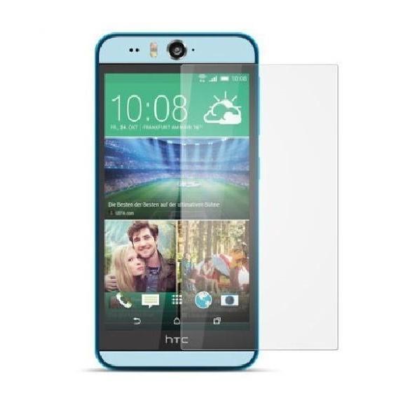 HTC Desire EYE 玻璃貼玻璃膜鋼化玻璃貼保護貼2 5D 弧邊0 3mm eye