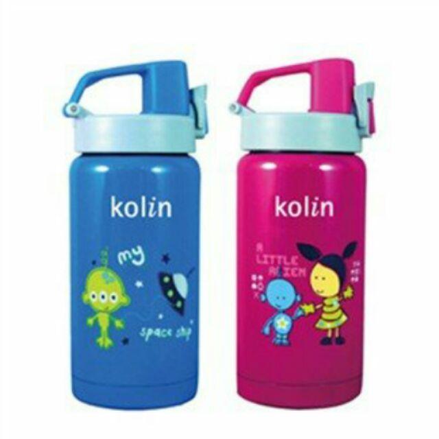 kolin 歌林保温瓶兒童保溫瓶400c c KPJ JB401