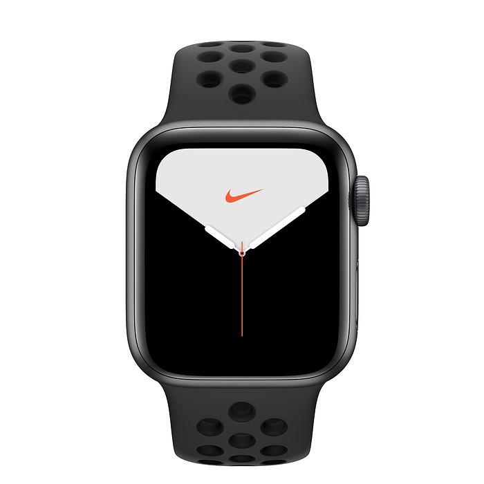 Apple Watch 5 GPS版 鋁金屬錶殼 Nike 運動型錶帶 S5