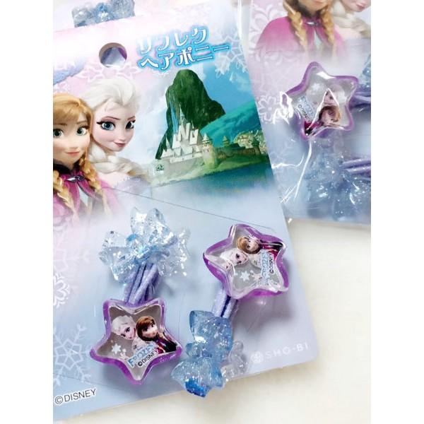 直送迪士尼Disney 明星Frozen 冰雪奇緣可愛 兒童髮飾共有三款