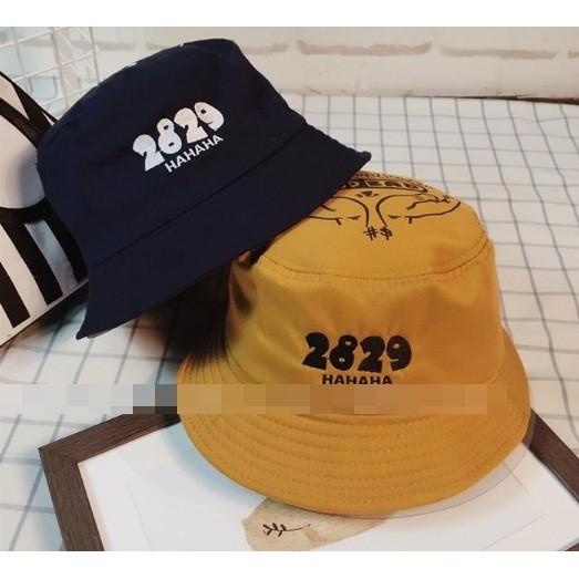 ~灰熊Q ~韓國春夏天盆帽漁夫帽 女原宿瘋潮可折疊遮陽帽子情侶太陽帽 嘻哈帽 帽棒球帽鴨舌